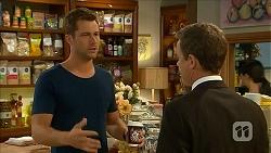 Mark Brennan, Paul Robinson in Neighbours Episode 6855