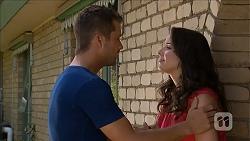Mark Brennan, Kate Ramsay in Neighbours Episode 6855