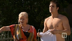 Sheila Canning, Kyle Canning in Neighbours Episode 6856