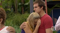 Georgia Brooks, Kyle Canning in Neighbours Episode 6857
