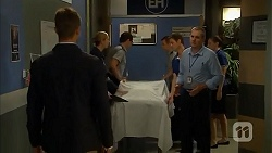 Mark Brennan, Karl Kennedy in Neighbours Episode 6857