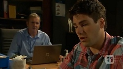 Karl Kennedy, Chris Pappas in Neighbours Episode 6857