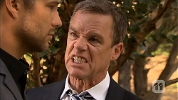 Mark Brennan, Paul Robinson in Neighbours Episode 6857