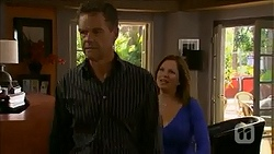 Paul Robinson, Terese Willis in Neighbours Episode 6858