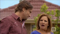 Brad Willis, Terese Willis in Neighbours Episode 6858