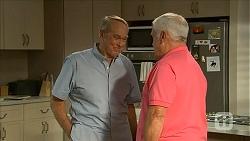 Doug Willis, Lou Carpenter in Neighbours Episode 6859