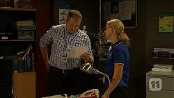 Karl Kennedy, Georgia Brooks in Neighbours Episode 6859