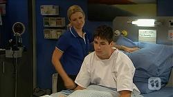 Georgia Brooks, Chris Pappas in Neighbours Episode 6859