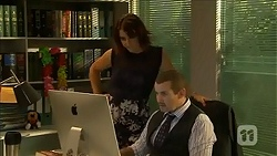 Naomi Canning, Toadie Rebecchi in Neighbours Episode 6860