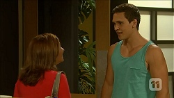 Terese Willis, Josh Willis in Neighbours Episode 6860
