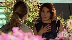 Sonya Mitchell, Naomi Canning in Neighbours Episode 6860