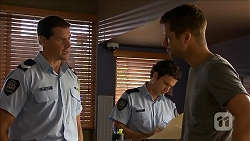 Matt Turner, Mark Brennan in Neighbours Episode 6861