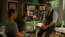 Mark Brennan, Toadie Rebecchi in Neighbours Episode 6861