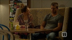 Sonya Rebecchi, Mark Brennan in Neighbours Episode 6861