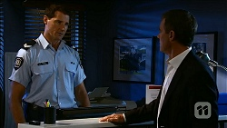 Matt Turner, Paul Robinson in Neighbours Episode 6861