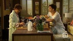 Susan Kennedy, Zeke Kinski in Neighbours Episode 6862