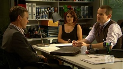 Paul Robinson, Naomi Canning, Toadie Rebecchi in Neighbours Episode 6862