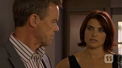 Paul Robinson, Naomi Canning in Neighbours Episode 6862