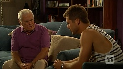 Lou Carpenter, Mark Brennan in Neighbours Episode 6863