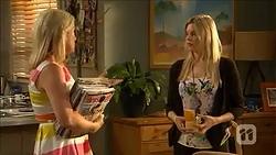 Lauren Turner, Amber Turner in Neighbours Episode 6863