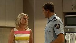 Lauren Turner, Matt Turner in Neighbours Episode 6863