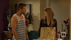 Mark Brennan, Danni Ferguson in Neighbours Episode 6863