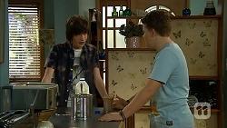 Bailey Turner, Callum Rebecchi in Neighbours Episode 6865