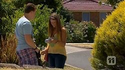 Callum Rebecchi, Josie Lamb in Neighbours Episode 6865