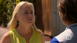 Lauren Turner, Brad Willis in Neighbours Episode 6865