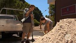 Doug Willis, Josh Willis in Neighbours Episode 6866