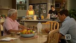 Lou Carpenter, Lauren Turner, Bailey Turner, Matt Turner in Neighbours Episode 6866