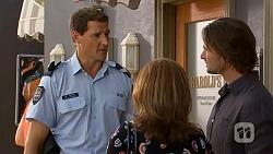 Matt Turner, Terese Willis, Brad Willis in Neighbours Episode 6866