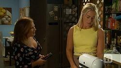 Terese Willis, Lauren Turner in Neighbours Episode 6866