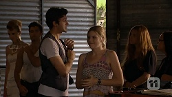Rick Blaine, Amber Turner in Neighbours Episode 6866