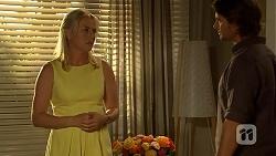 Lauren Turner, Brad Willis in Neighbours Episode 6866