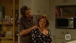 Brad Willis, Terese Willis in Neighbours Episode 6866