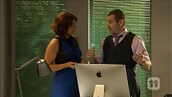 Naomi Canning, Toadie Rebecchi in Neighbours Episode 6867