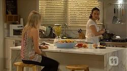 Amber Turner, Imogen Willis in Neighbours Episode 6867