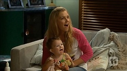 Georgia Brooks, Nell Rebecchi in Neighbours Episode 6867