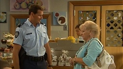 Matt Turner, Sheila Canning in Neighbours Episode 6869