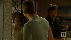 Susan Kennedy, Mark Brennan, Stephen Montague in Neighbours Episode 6869