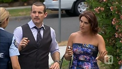 Toadie Rebecchi, Naomi Canning in Neighbours Episode 6869