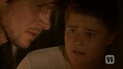 Stephen Montague, Callum Rebecchi in Neighbours Episode 6870