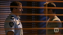Matt Turner, Mark Brennan in Neighbours Episode 6870