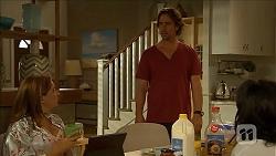 Terese Willis, Brad Willis in Neighbours Episode 6870