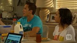 Josh Willis, Imogen Willis in Neighbours Episode 6870