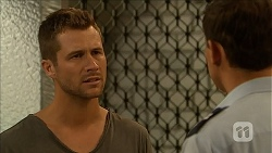 Mark Brennan, Matt Turner in Neighbours Episode 6870