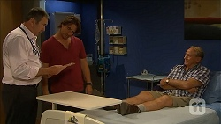 Karl Kennedy, Brad Willis, Doug Willis in Neighbours Episode 6871