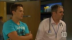 Josh Willis, Karl Kennedy in Neighbours Episode 6871