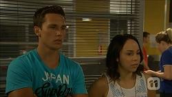 Josh Willis, Imogen Willis in Neighbours Episode 6871